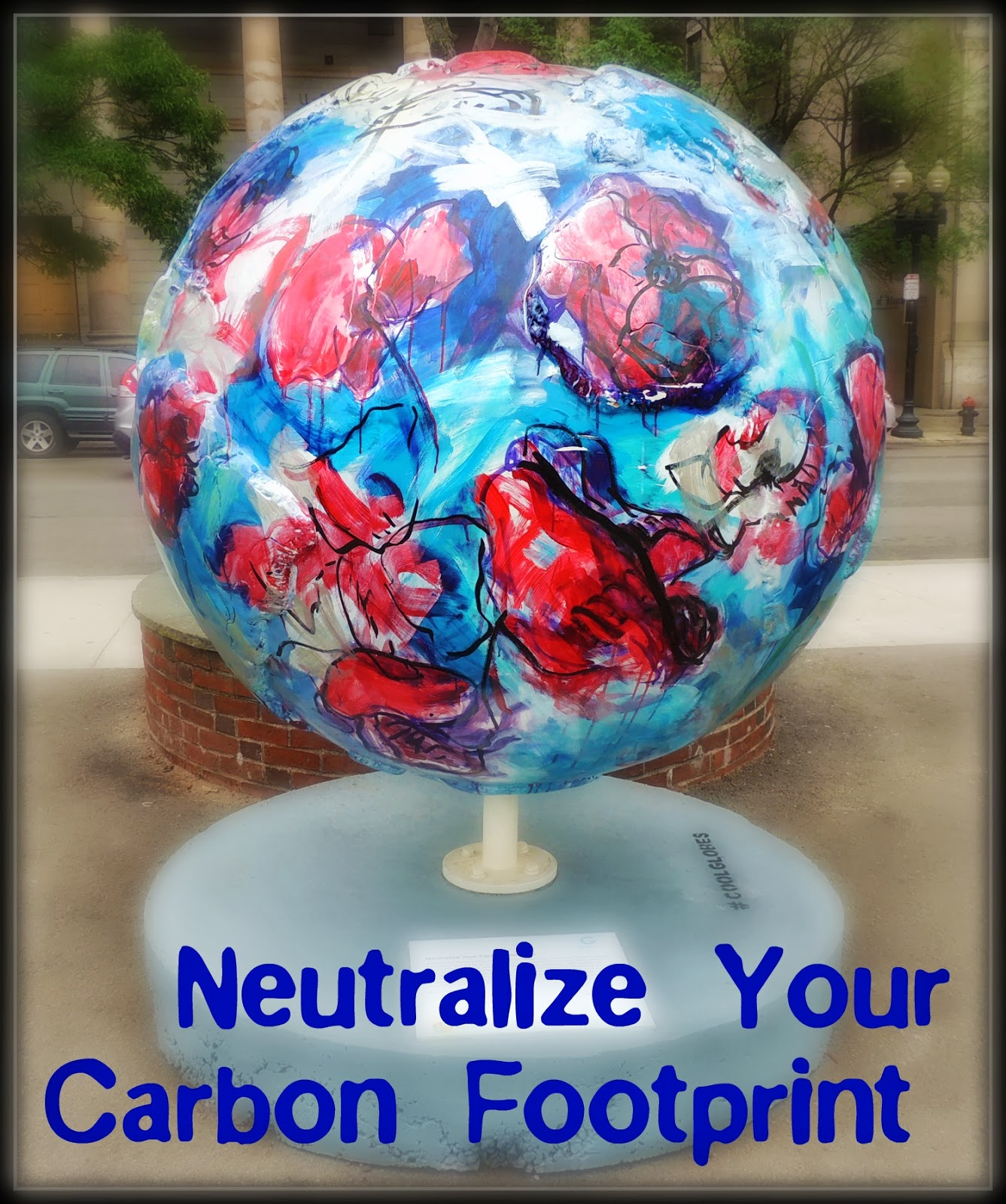 The Cool Globes en Boston: Common I: Neutralize Your Carbon Footprint