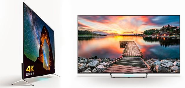 Sony giới thiệu TV 4K mỏng 4,8mm, chạy Android TV, chơi PlayStation 3 trực tiếp