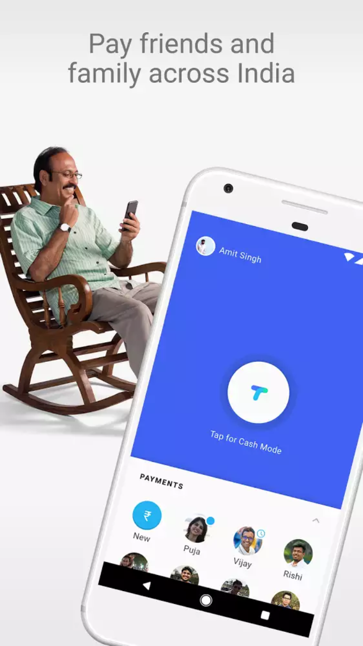 Earn Money With Tez App By Google Loot Pay Rs 1 And Get