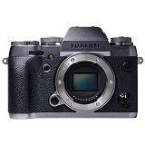 FUJIFILM X-T1 BODY GRAPHITE SILVER EDITION