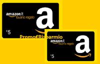 Logo Fai shopping con Svitol e ricevi un buono Amazon da 5€ come premio certo