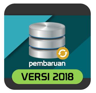 Rilis Dapodikdasmen 2018 Semester 1 tahun 2018/2019