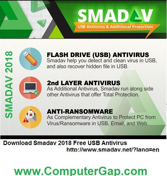 free download antivirus smadav 2018