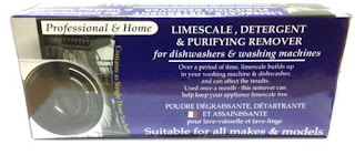 integrated dishwasher : Limescale Detergent Remover Purifying Remover, £7.15 end 23:59, March 11