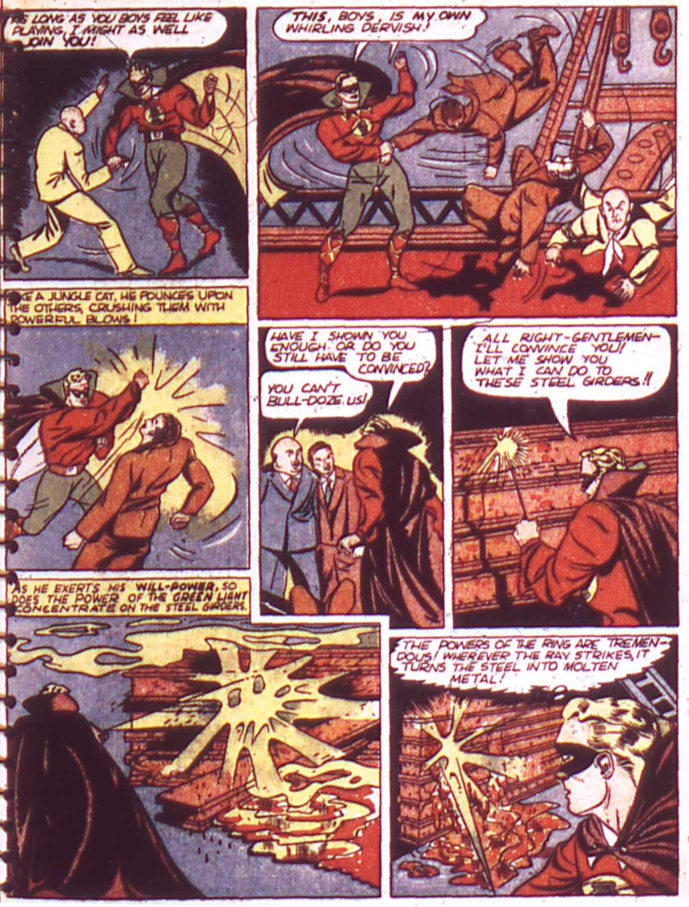 Read online All-American Comics (1939) comic -  Issue #17 - 7