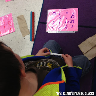 Lap Packs are inexpensive ways to get students writing in music class.  Customize them to include exactly what your music students need.  This article has some great ideas for their use and FREE downloads!