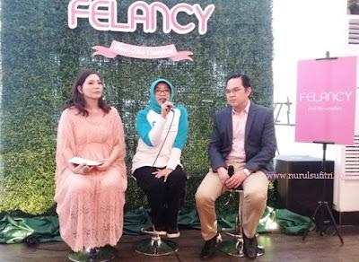 ibu endang cancer survivor felancy beauty mom blogger nurul sufitri