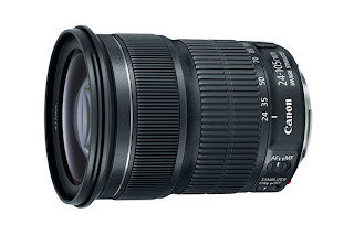 Canon EF Full Frame 24-105mm IS STM Lens: Links to professional / consumer reviews
