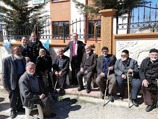Kaymakam Bayraktar Koçaş 18 Mart etkinliğine katıldı.