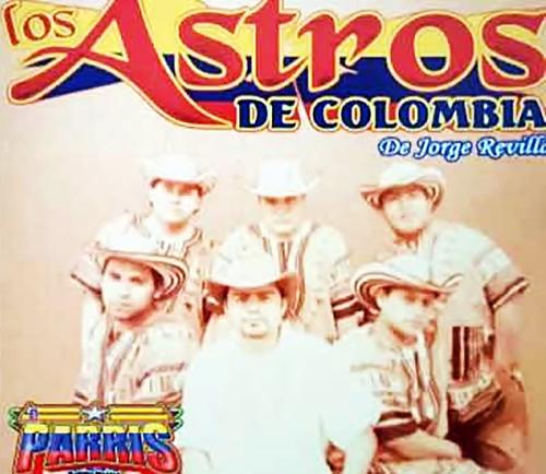 Lyrics de Los Astros De Colombia