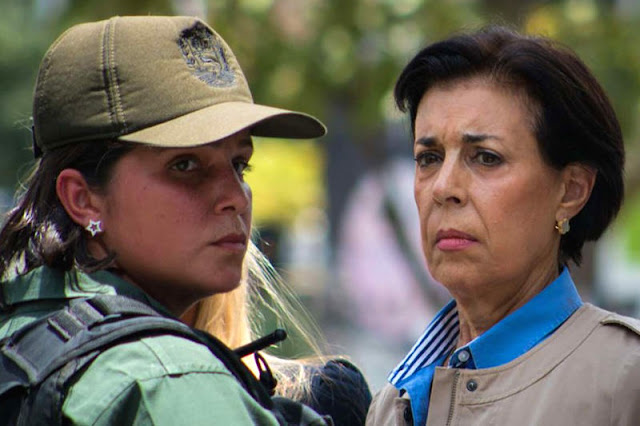 Leopoldo Lopez le enviaba mensajes a su madre dentro de un chicle