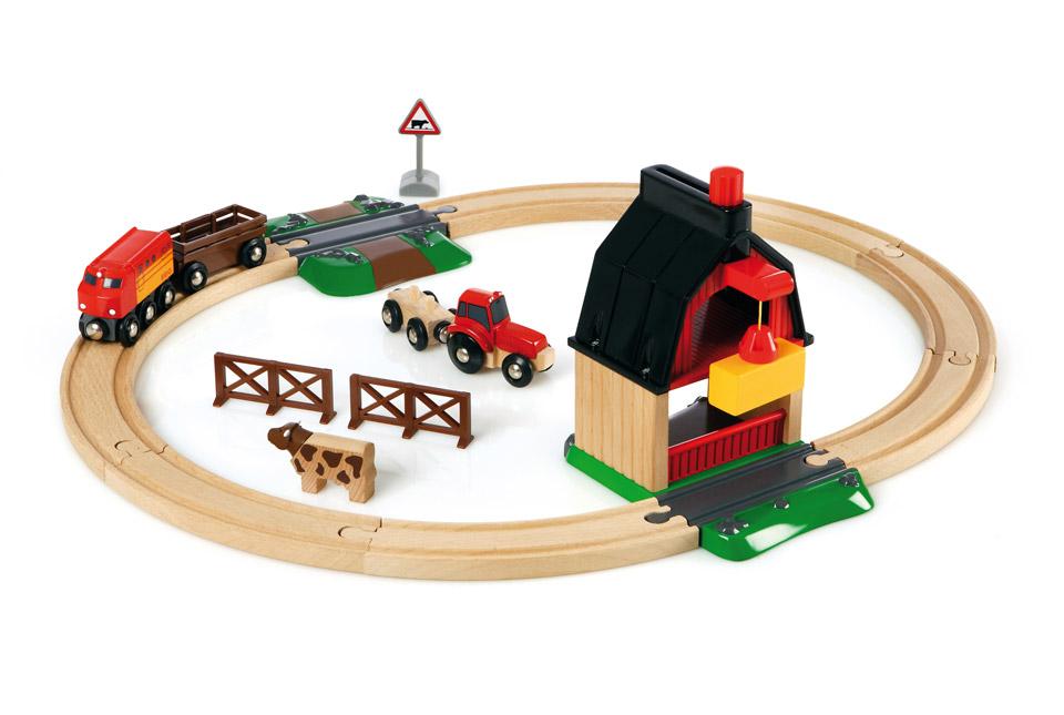 Brio Train Sets And Accessories Walthers Model Railroad