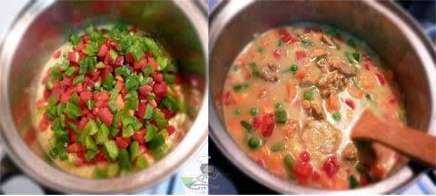 Coconut Curry gravy, Coconut Curry Sauce
