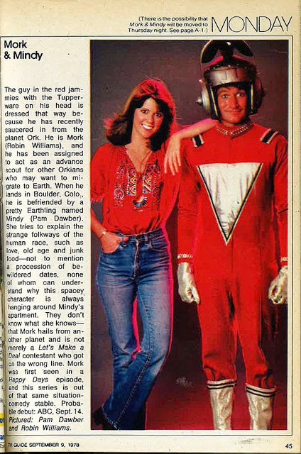 The people who kept tinkering with Mork and Mindy and adding pointless characters every season were enormous shazbotheads.