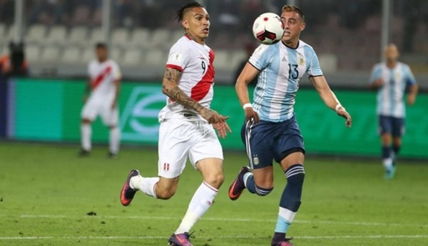 Perú vs. Argentina EN VIVO: Eliminatorias Rusia 2018