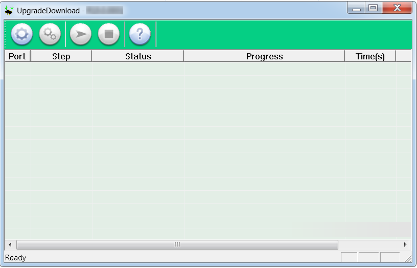 spd upgrade tool r4.0.0001