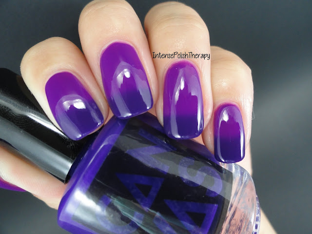 Canvas Lacquer - Flaming Moe