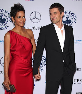 Halle Berry's South African Beach Wedding