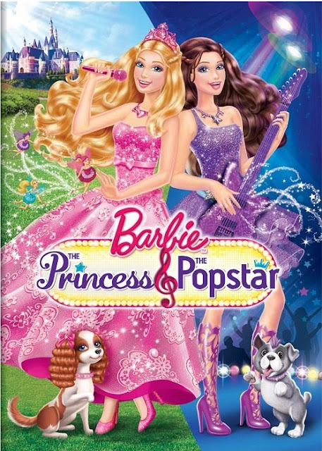 barbie princess and popstar full