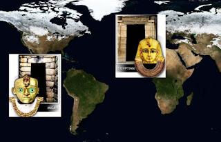 Risultati immagini per scoperta dell'america egizi