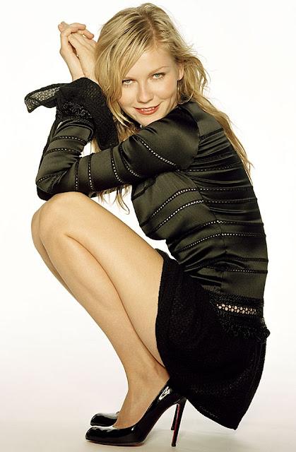Kirsten Dunst's Hot Legs