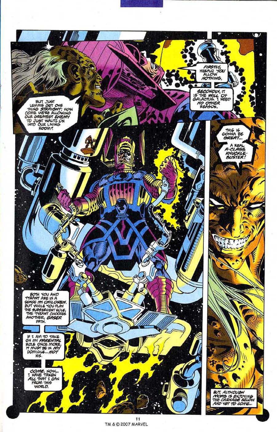 Read online Silver Surfer (1987) comic -  Issue #106 - 13