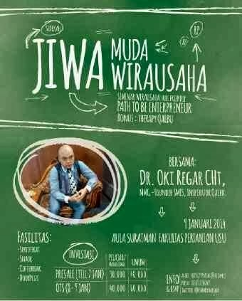 Seminar Wirausaha : Path to be Entrepreneur