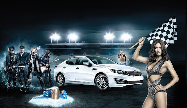 KIA Super Bowl Commercial 2012