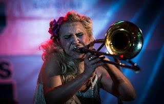Gunhild Carling vuelve a Bariloche - Argentina / stereojazz