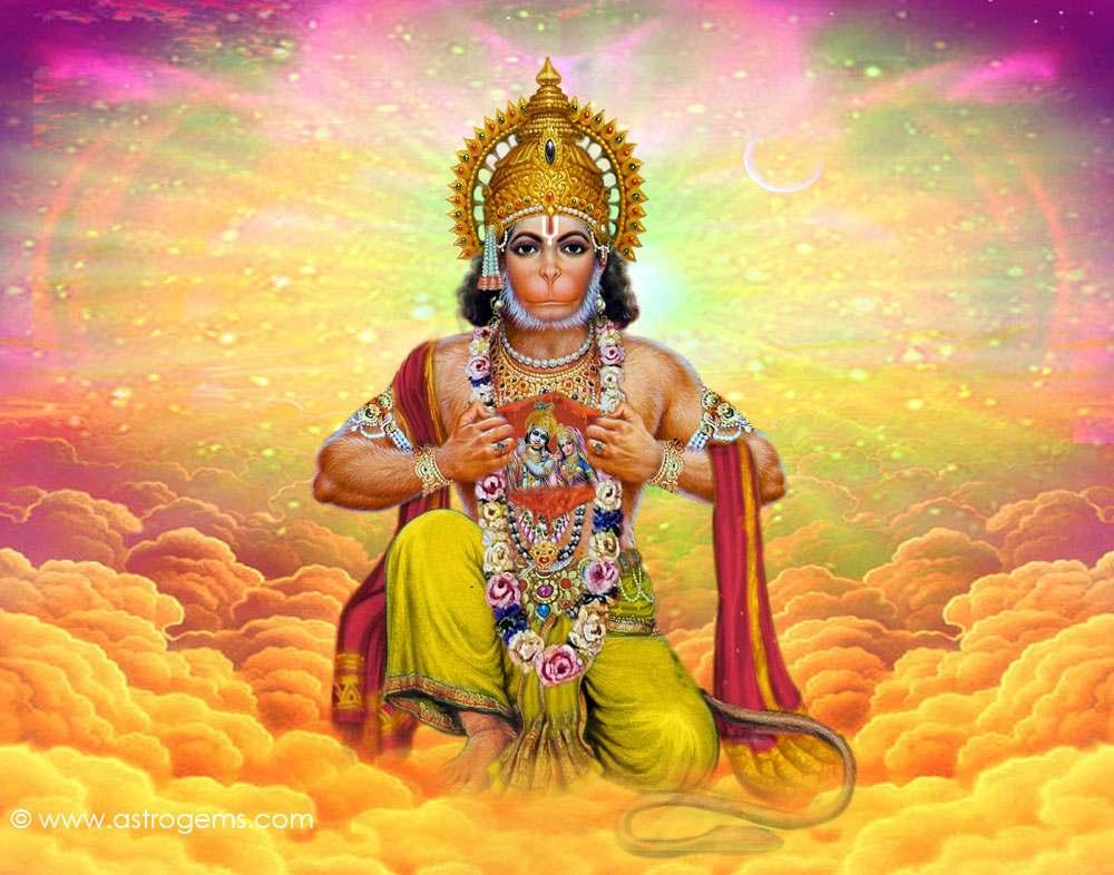 Lord Hanuman Image HD