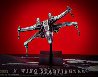 Bandai Starwars Rogue One Partisan X-wing 3