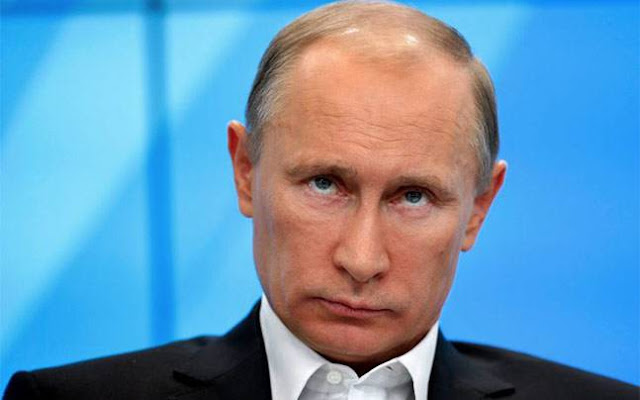 President Putin signed an anti-terrorism law against Churches in Russia