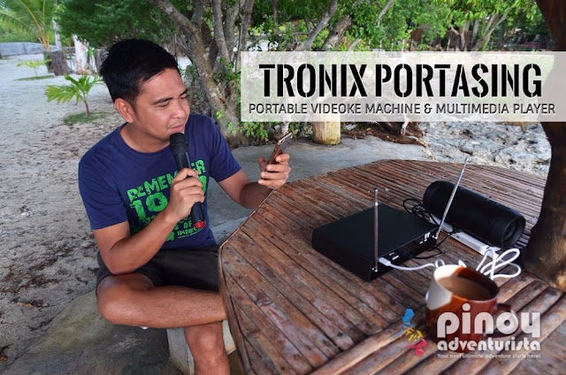 Tronix PortaSing Portable Video Machines
