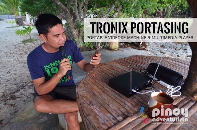 Tronix PortaSing Portable Video Machines