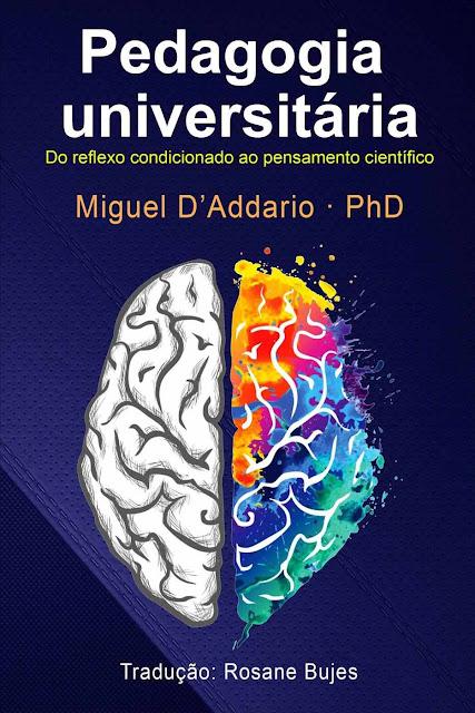 Pedagogia universitária Miguel D'Addario