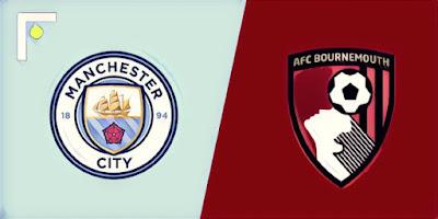 مشاهدة مباراة مانشستر سيتي وبورنموث بث مباشر اليوم 01-12-2018 في الدوري الانجليزي