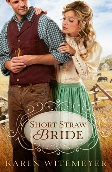 Book cover - Short Straw Bride by Karen Witemeyer
