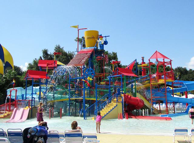 Legoland parque acuático