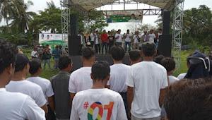 Relawan JoMan Yakin Jokowi-Ma'ruf Amin Menang di Lombok Tengah