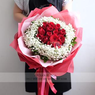 toko bunga dijakarta, jual bunga valentine dijakarta, jual handbouquet bagus, jual handbouquet murah,