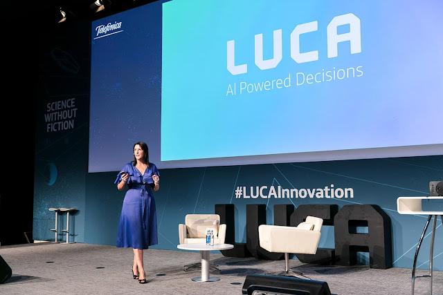 Lo más destacado del LID2018 (III): Transformando tu negocio con LUCA