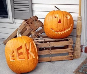 cute easy pumpkin carving ideas