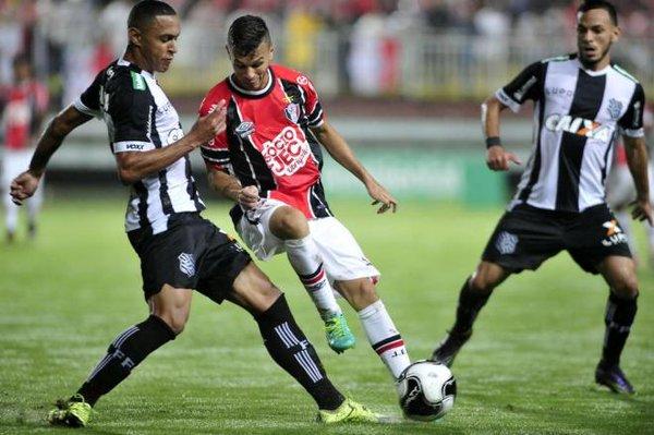 Joinville e Figueirense ficam só no empate