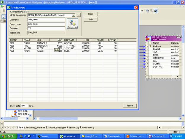 Mapping Variable In Informatica