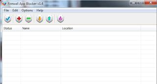 Cara Memblokir Aplikasi di Windows XP 7