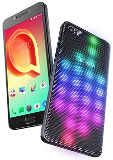 MWC 2017: Alcatel A5 LED launched as the world's first interactive LED-covered smartphone