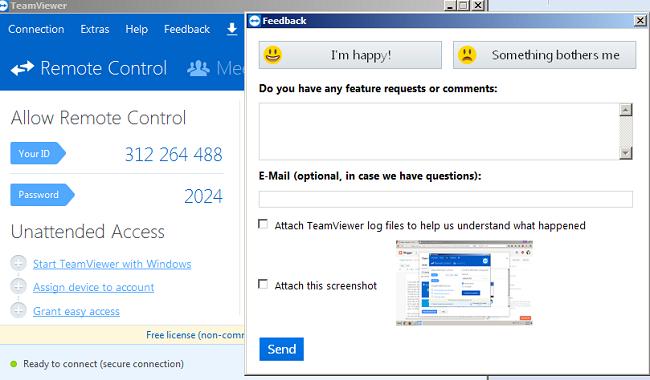 Tải Teamviewer 11 cho Windows Mới Nhất 6