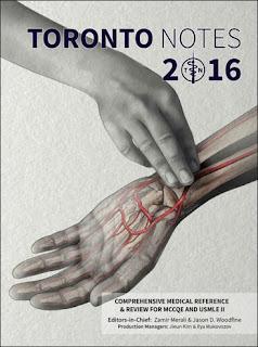 TORONTO NOTES 2016 PDF