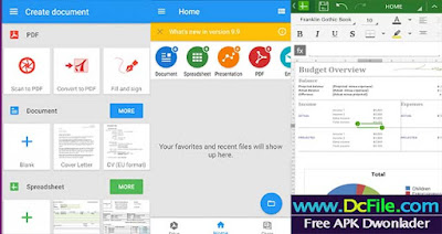 OfficeSuite 10 Pro APK Free Download 10.7.20866