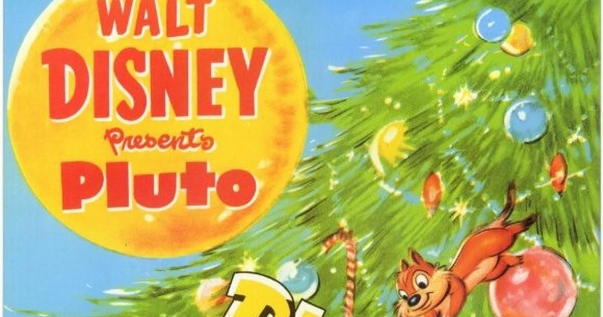 Plutos Christmas Tree.Holiday Film Reviews Pluto S Christmas Tree